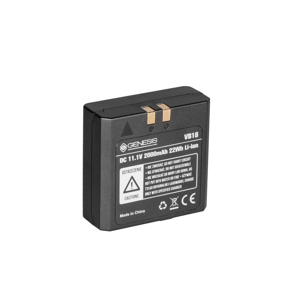genesis stroboss vb-18 battery 01