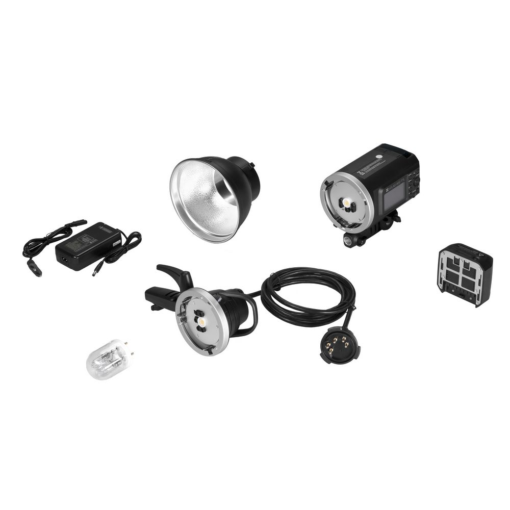 Atlas 600 TTL 1-Light Head Kit