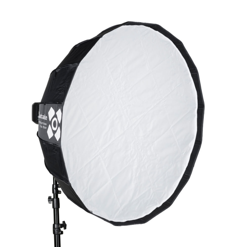 Quadralite Flex Foldable Beauty-Dish